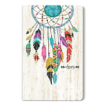 Let Your Imagination Run Wild in this Native American Art-Inspired Notebook