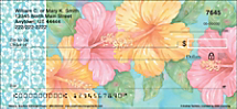 Hibiscus Personal Checks