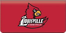 University of Louisville Checkbook Cover