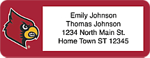 University of Louisville Return Address Label