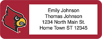 University of Louisville Return Address Label