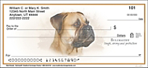 Best Breeds - Bullmastiff Personal Checks
