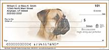 Best Breeds - Bullmastiff Personal Checks