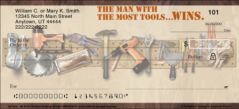 My Tools...My Rules! Personal Checks