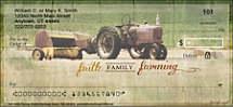Faith Family Farming Personal Checks