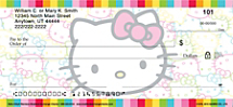 Hello Kitty&reg: Colors Personal Checks