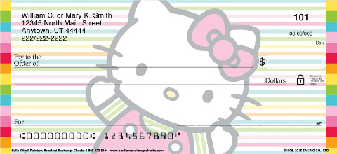 Hello Kitty®: Colors Personal Checks