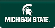 Michigan State University - Checkbook Cover