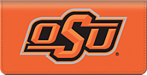 Oklahoma State University® Checkbook Cover