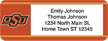 Oklahoma State University® Address Labels