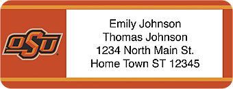 Oklahoma State University® Address Labels