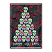 Day of the Dead Personalized Holiday Cards
