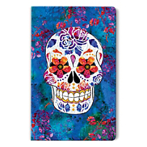 Celebrate the Day of the Dead Every Day with this Festive Notebook Journal