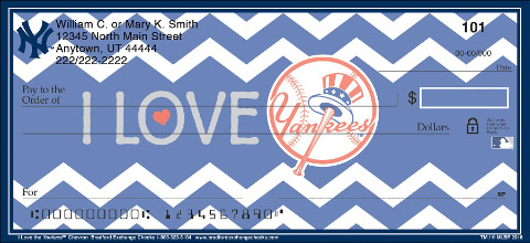 Show Your Yankees™ Pride in Chevron Stripes!