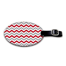 Support Your Professional or Personal Team and Make a Statement with this Eye-Catching Bag Tag!