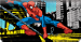 Spider-Man Checkbook Cover