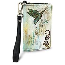 This Stylish Handbag Helps You Keep the Faith