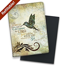 The Word of the Lord Guides You with this Inspirational Notebook