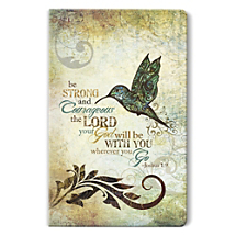 Words Flow Freely as this Inspirational Notebook Joins You on Life's Many Paths