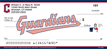 Baseball Checks Show Your Indians™ Pride!