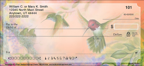 Spy the Secret Life of Hummingbirds in this Exclusive Check Series