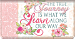 Beautiful Moments Checkbook Cover