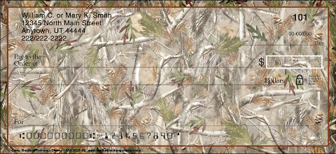 Try this Clever Camo on for Size and Match Your Checks to Your Favorite Hunting Gear