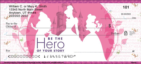 Celebrate the Hero Inside Every Princess with a Collection of Inspiring Checks