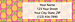 Pineapples Address Label
