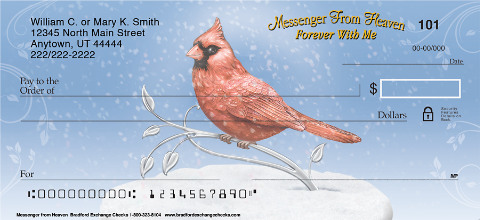 Remember a Special Loved One Every Day with a Comforting Check Design