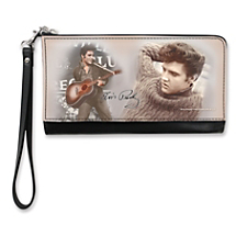 Pay Tribute to Elvis When You Carry this Stylish Wallet