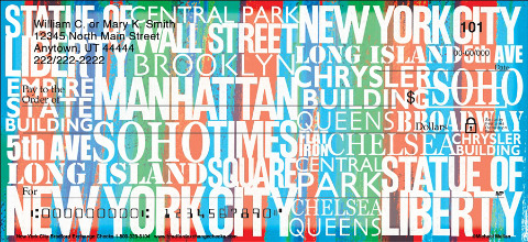 We Captured all the NYC Energy You Love in these Dynamic Designs!