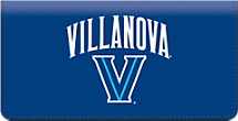 Hey Wildcats™ Fans! Protect Your Checks with the Perfect Villanova University® Checkbook Cover