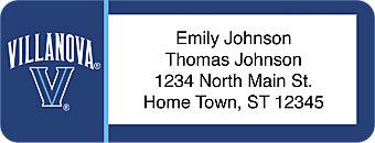 Villanova University® Return Address Label