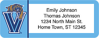 Villanova University® Return Address Label