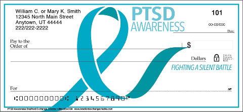 Support Those Who are Fighting a Silent Battle Every Day with These PTSD Awareness Checks