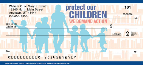 Join the Nationwide Campaign to Keep Our Kids Safe with these Inspirational Checks