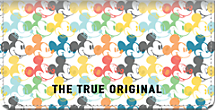 Why Stop at 90? Our Mickey Mouse Checkbook Cover Keeps the Party Going All Year, Every Year!