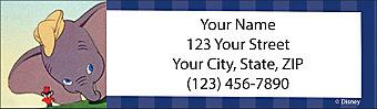 Disney's® Dumbo Address Labels