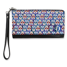 Bring Some Personalized Fashion Along with this Festive Wristlet!