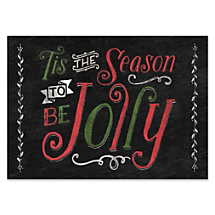All The Smiles… Chalk It Up to the Jolliest Season's Greeting