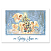 Angels of Season Personalized Holiday Cards