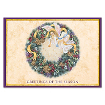 Be the Bringer of Joy With A Traditional Season's Greetings