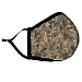 Hunting Camo Fabric Face Mask with HEPA Filter  Adult