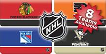 Choose From 8 NHL Teams