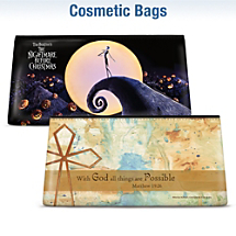 Choose From Over 30 Cosmetic Bags