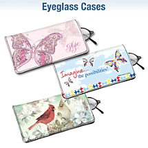 Choose From Over 30 Eyeglass Cases