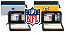 Choose Your Favorite NFL Zippered Cover