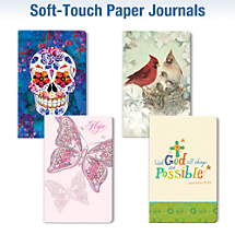 Choose Your Favorite Soft Touch Paper Journal