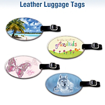 Choose Your Favorite Luggage Tag